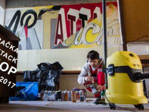 Otváračka ArtAttack Shop: Nazrite za oponu príprav