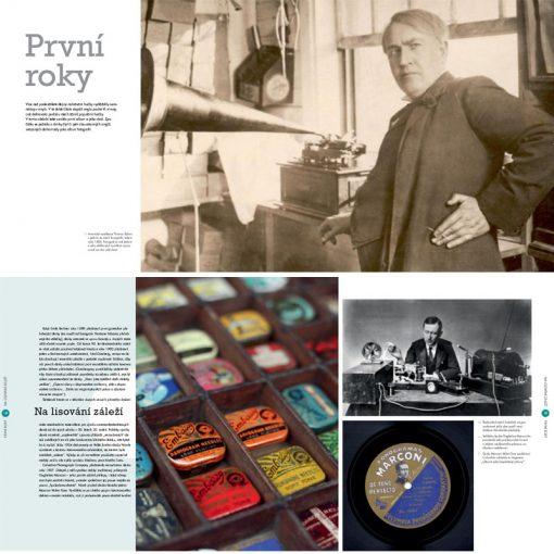 Vinyl: Umění výroby desek - Mike Evans / kniha