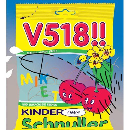Vladimir 518 - !! (mixtape) CD