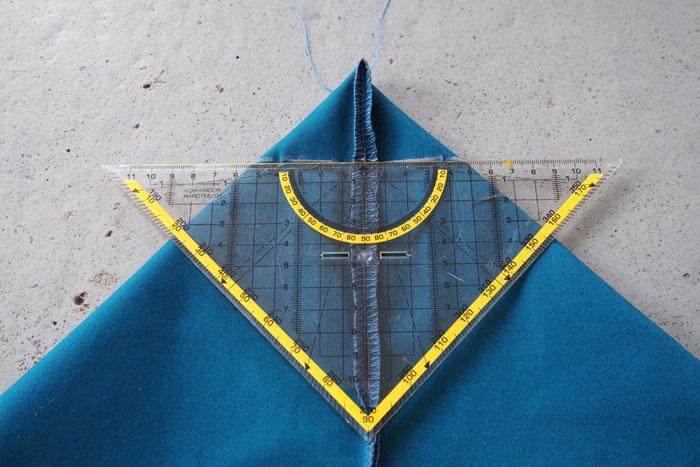 Ako ušiť veľkú crossbody plátenú tašku