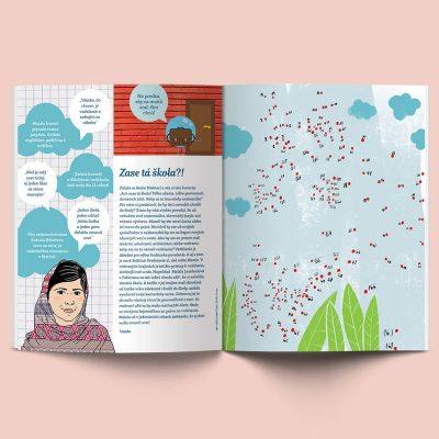 Bublina 2 časopis pre deti