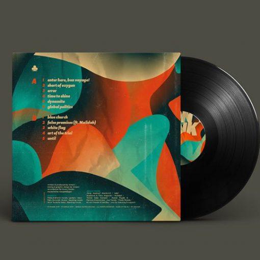 Nvmeri - I dont think so vinyl