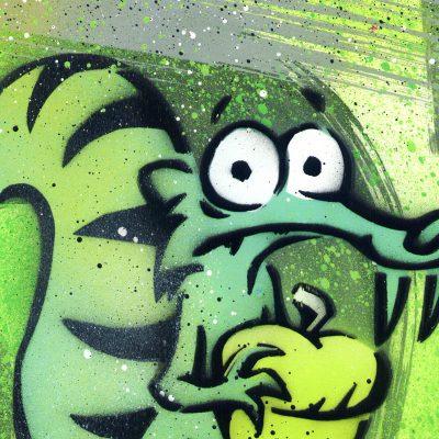 Ice Age Scrat - obraz v plexi rámiku 21 x 30 cm
