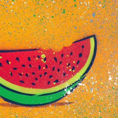 Watermelon obraz v plexi rámiku 21 x 30 cm