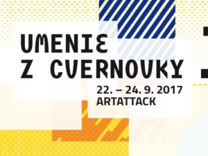 Umenie z Cvernovky sa predstaví v Artattacku
