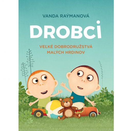 drobci kniha pre deti