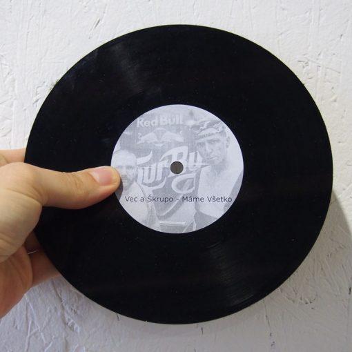 """Vec a Škrupo - Máme všetko / 7"""" dubplate vinyl"""