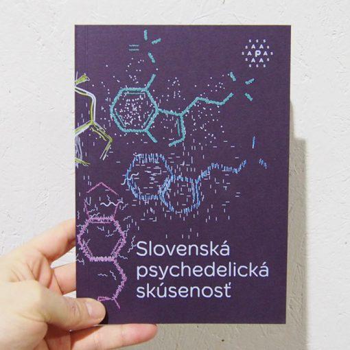 Slovenská psychedelická skúsenosť / kniha