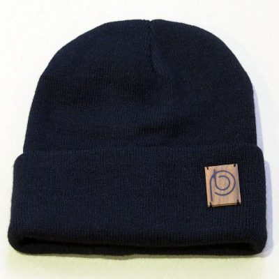Čierna zimná čapica Pangea Boards
