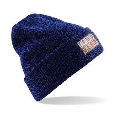 Tmavo modrá čiapka TomuWear