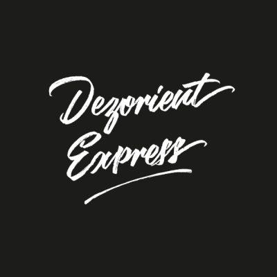 Dezorient Express – Adam Pernikář, história Prago Union / kniha