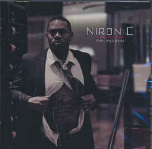 Nironic - The Machine / CD
