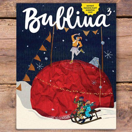 Bublina 3 časopis pre deti