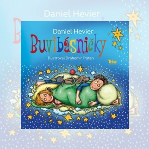 Buvibásničky - Daniel Hevier / kniha