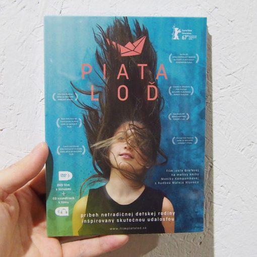 Film Piata loď / DVD