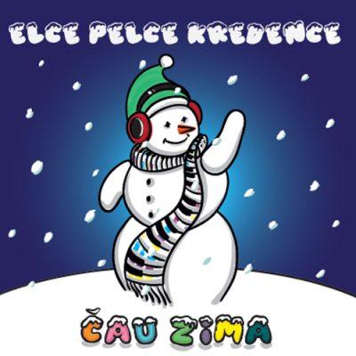 Elce Pelce Kredence - Čau Zima / CD