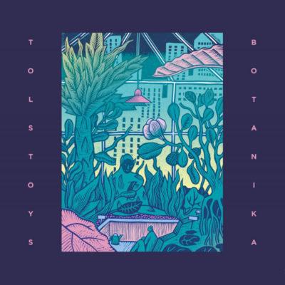 Tolstoys - Botanika CD album