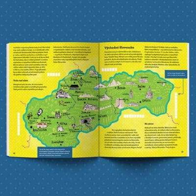 Bublina 4 časopis pre deti
