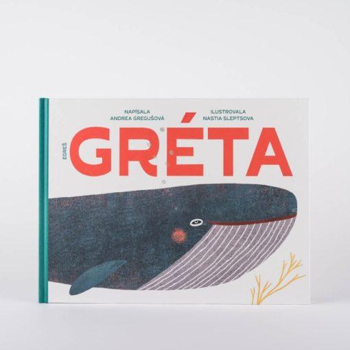 Gréta / kniha
