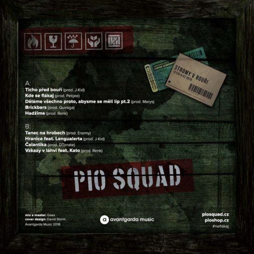 pio squad stromy v bouri vinyl