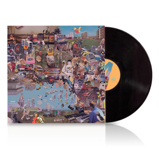 Duhan - United Gravity LP / vinyl