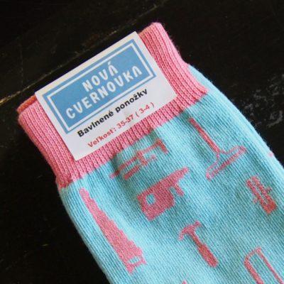 Ponožky Cvernovka náradie