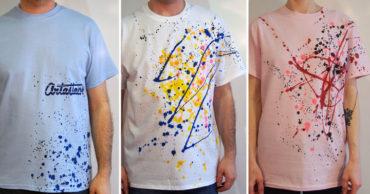 5c45fdaa4e56 Limitovaná séria streetart tričiek z dielne ArtAttack