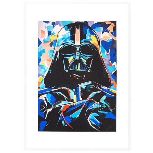 Darth Vader #2, grafika A2 / fine art print