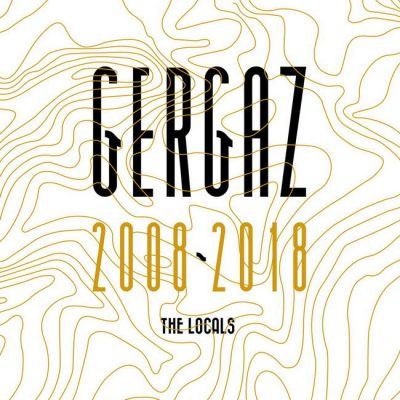 GERGAZ 2008 - 2018 (the Locals) 2LP vinyl