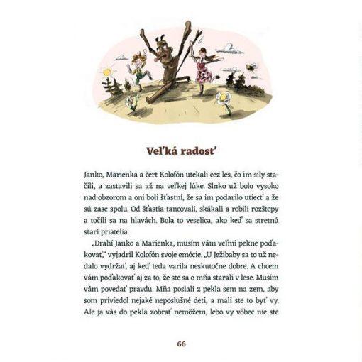 O čertovi Kolofónovi - Peter Gärtner a Mišo Löwy / kniha