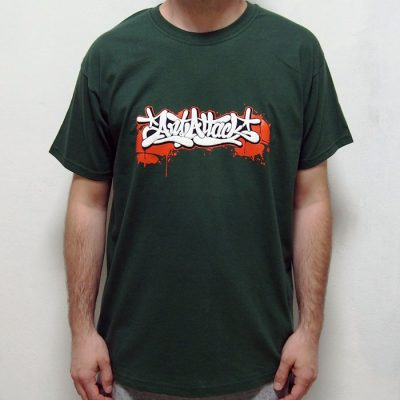 Zelené tričko ArtAttack - Tag by Dias