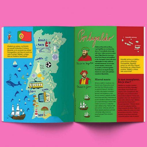 Bublina 5 časopis pre deti