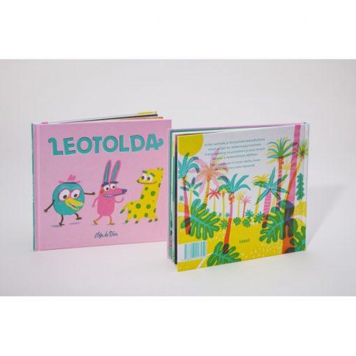 Leotolda - Olga de Dios / kniha