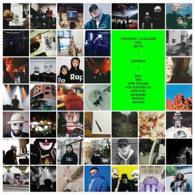 Plou, Idea, Matys Dropbox vinyl