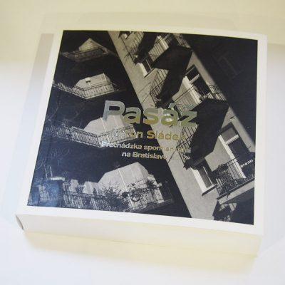 Pasáž – Anton Sládek / kniha