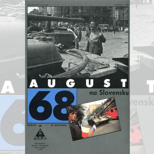 August 68 na Slovensku - Peter Valo / kniha