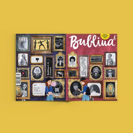 Bublina 6 časopis pre deti