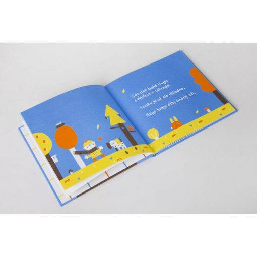 Stratený šál - knižka pre deti na rozvoj reči / kniha