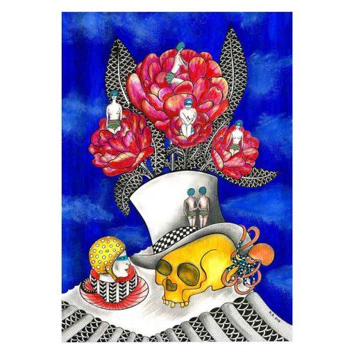 too many waiting katarina branisova illustrations grafika