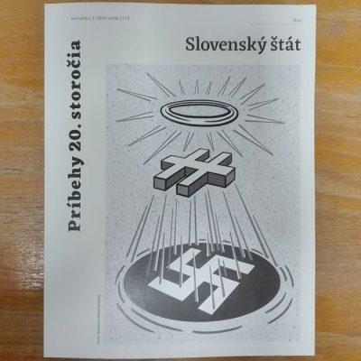 Post Bellum č.1/2018 - Slovenský štát / Časopis