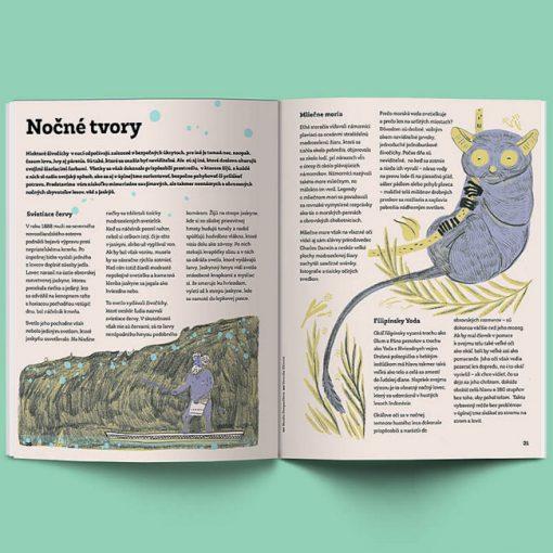Bublina 7 časopis pre deti