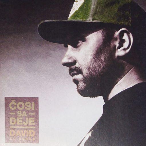 """David Zo Senca / El Rigo - Čosi Sa Deje / Choď Od Toho Preč / 7"""" dubplate vinyl"""
