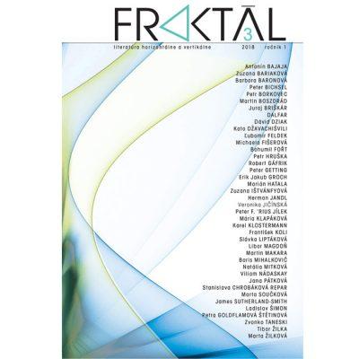 Fraktál 3/2018 - kolektív autorov / časopis
