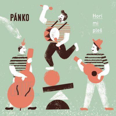 Pánko - Horí mi pleš / CD pre deti