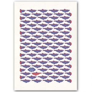 Fish - Polular / plagát