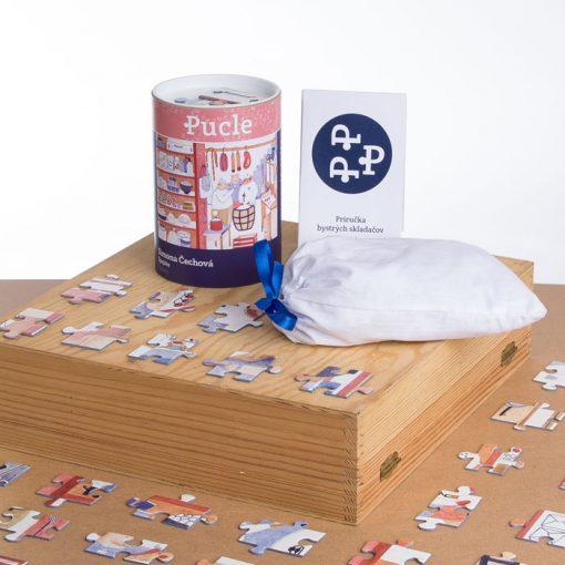 Pucle – Špajzka