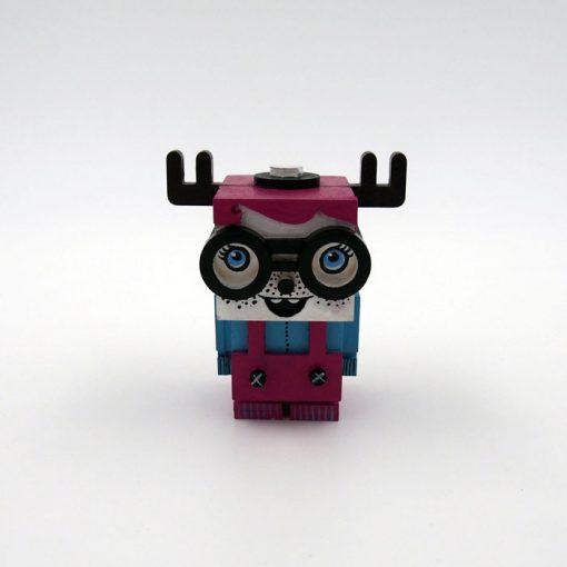 Maskot Frankie / Abstraktné stavy
