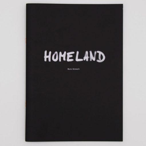 Homeland - Boris Németh / katalóg fotografii