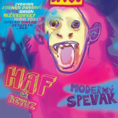 Hafner & Beyuz - Moderný spevak / CD