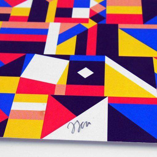 Geometric - Hazi / grafika